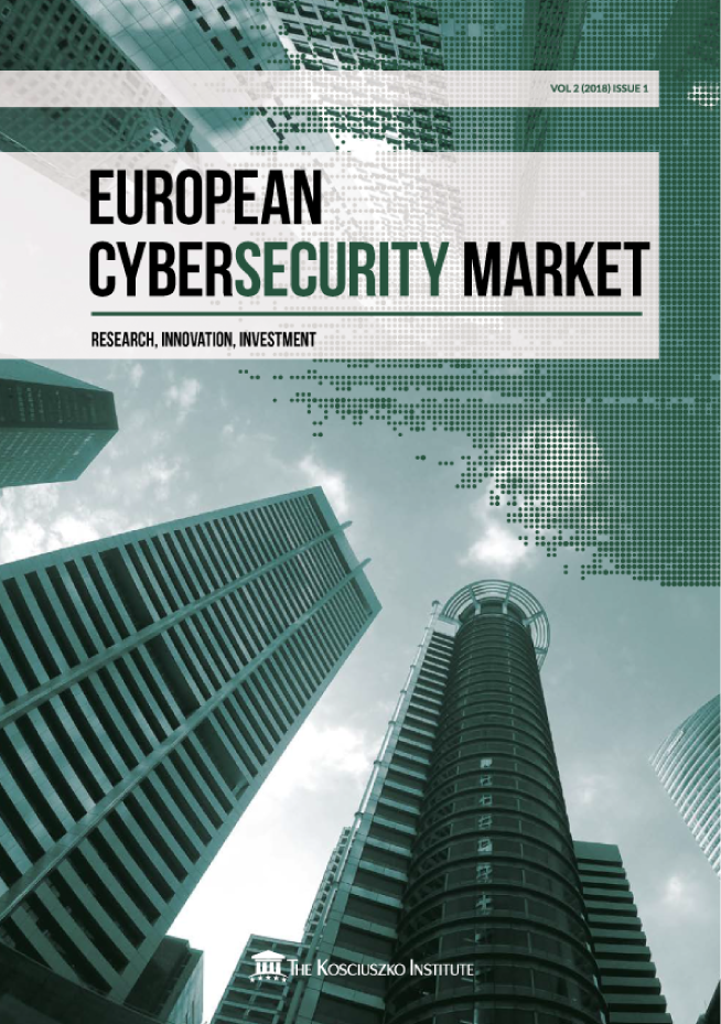 Download the European Cybersecurity Market Vol.2 Issue 1