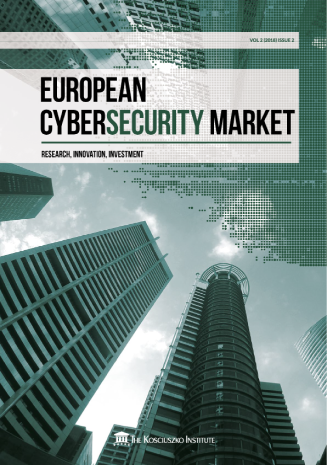 Download the European Cybersecurity Market Vol.2 Issue 2-3